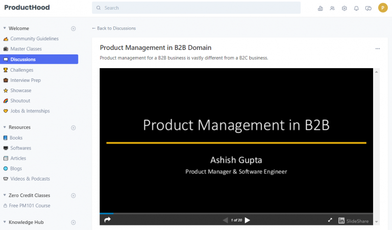 Product-Management-in-B2B-Domain-ProductHood