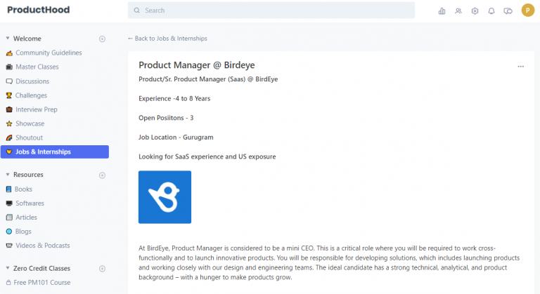 Product-Manager-Birdeye-ProductHood